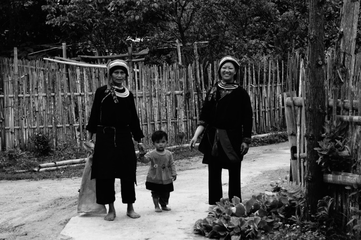 Local people in Ha Giang.
